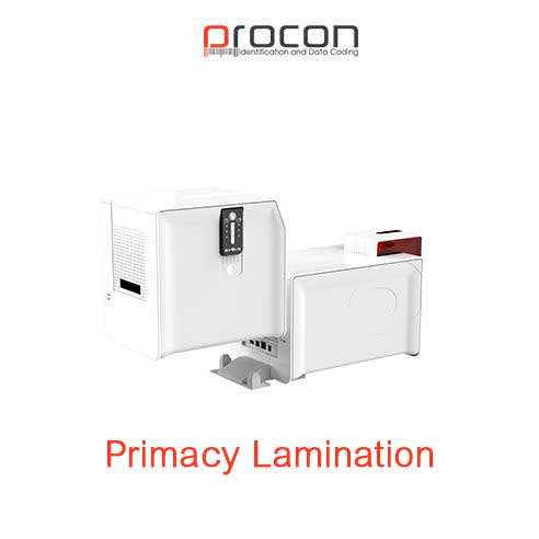 Evolis Primacy Lamination
