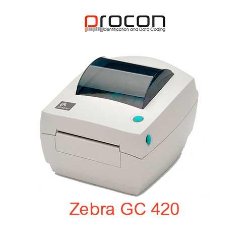 Zebra GC 420