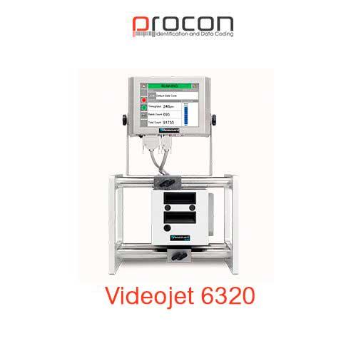 Videojet DataFlex 6320