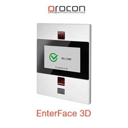 EnterFace 3D