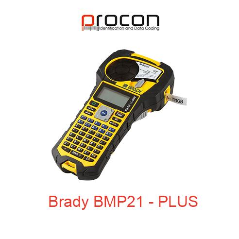 Brady BMP21 PLUS