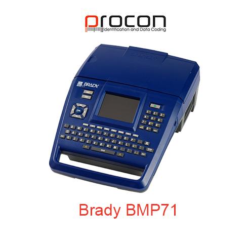 Brady BMP71